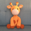 Ginnie the Giraffe Amigurumi Pattern