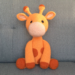 Ginnie the Giraffe Free Amigurumi Pattern