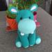 Harriet the Hippo Free Amigurumi Pattern