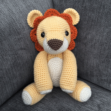 Laurence the Lion Amigurumi Pattern
