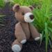 Benedict the Bear Free Amigurumi Pattern