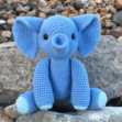 Esther the Elephant Amigurumi Pattern