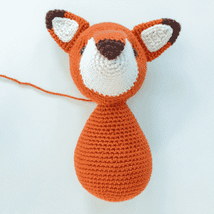 How to Attach the Head to the Body | Amigurumi Tutorial