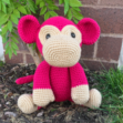 Mimi the Monkey Amigurumi Pattern