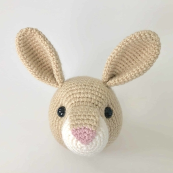 Rose the Rabbit Attach Ear Tutorial | Step 3