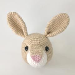 Rose the Rabbit Attach Ear Tutorial   Step 3