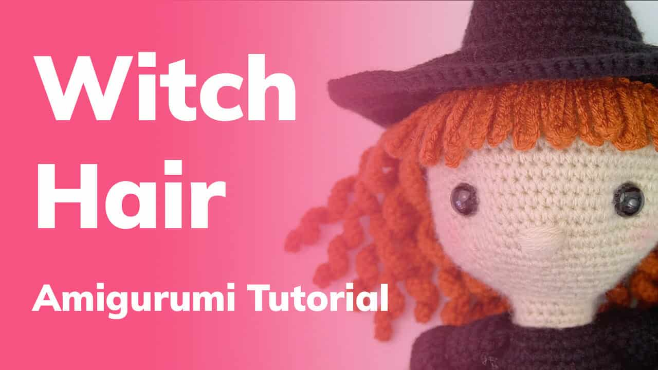 Witch Hair Tutorial