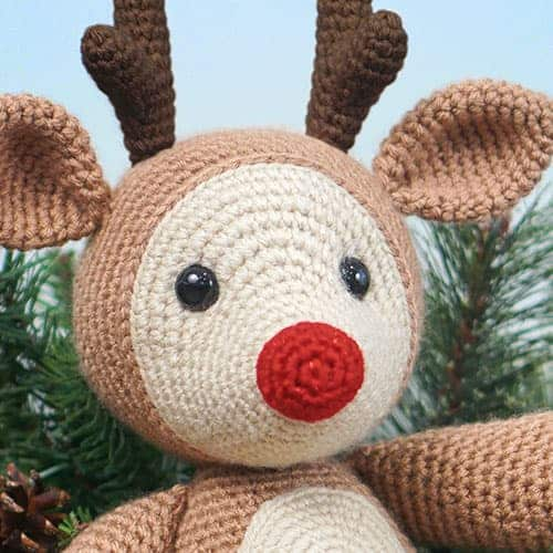 Rudolph the Red-Nosed Reindeer Nose