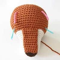 Crochet Amigurumi Stitch Marker Tutorial
